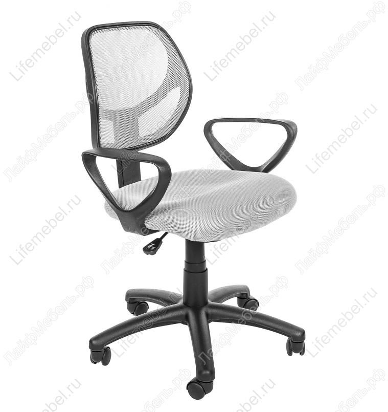 Компьютерное кресло CH серое