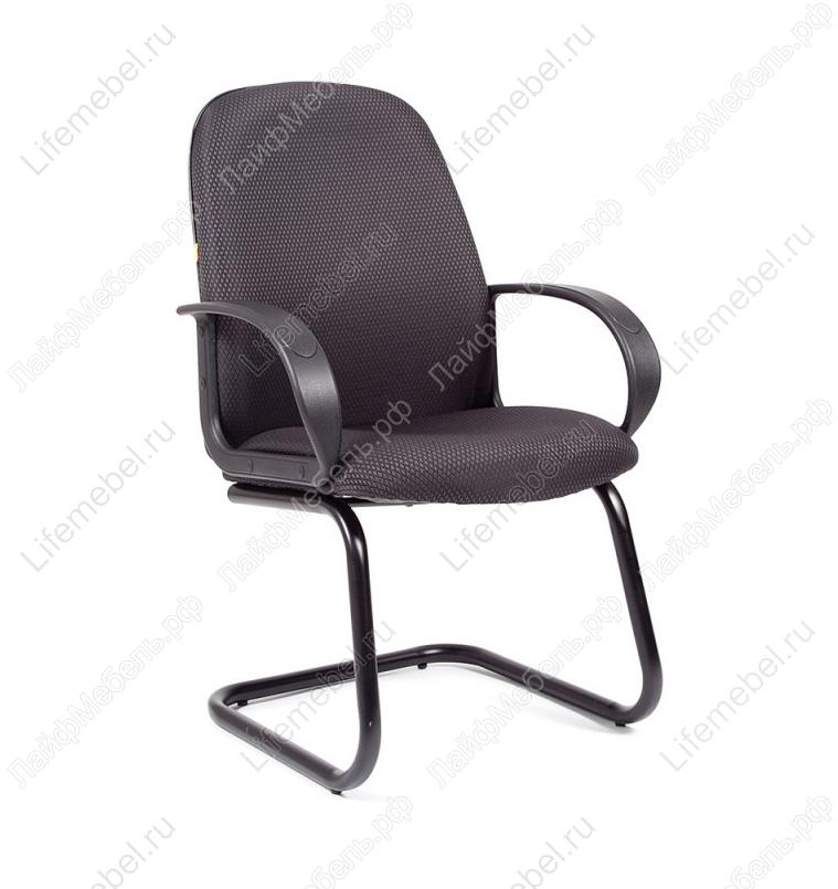 Компьютерное кресло Chairman 279 V JP 15-1 черн.-сер.