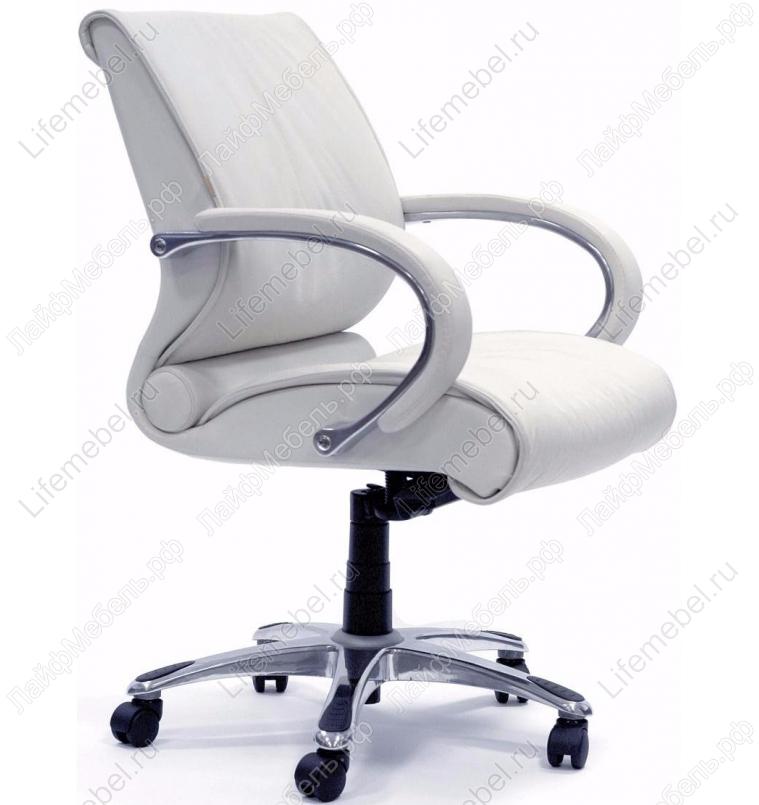Компьютерное кресло Chairman 444 белое