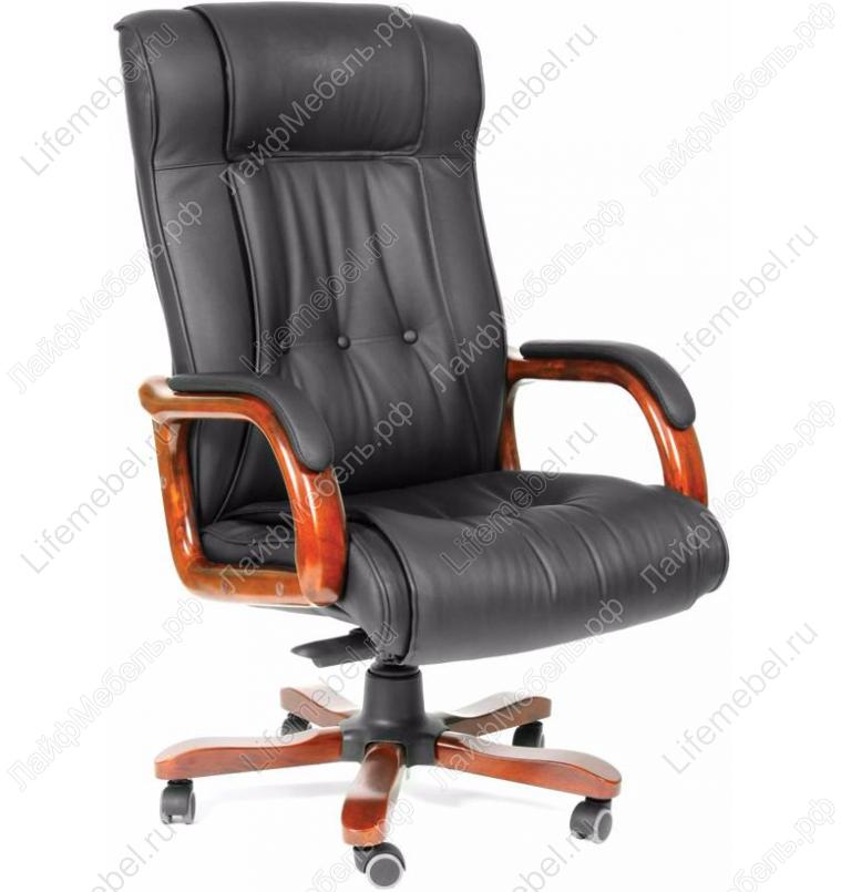 Компьютерное кресло Chairman 653 черное
