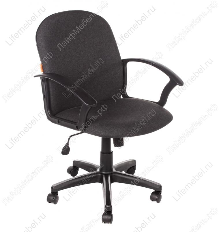 Компьютерное кресло Chairman 681 Cерая ткань