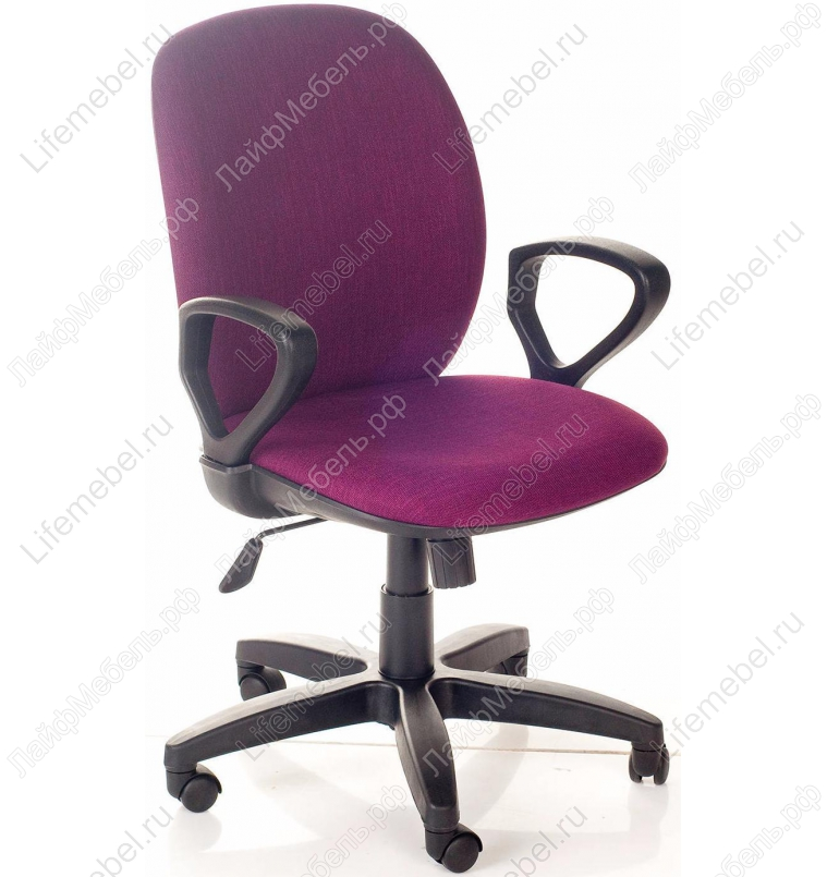 Компьютерное кресло Chairman 803 Ткань фиолетовая (SX79-28)