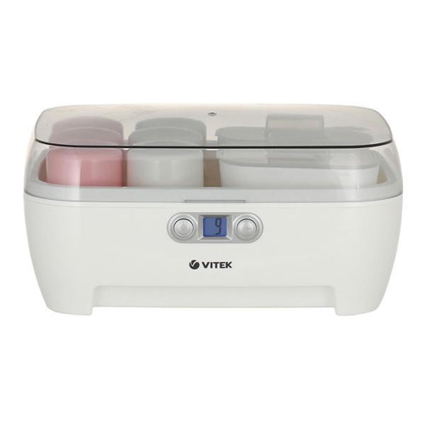 Йогуртница VITEK VT-2602 W Йогуртница Vitek