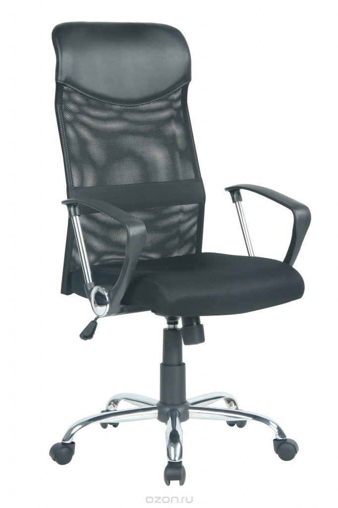 Компьютерное кресло College H-935L-2, Полиэстер, Черный