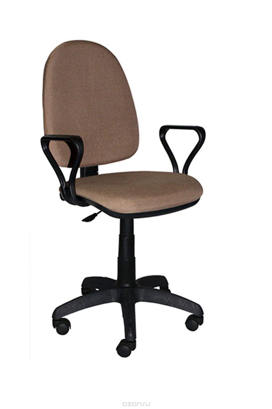 Компьютерное кресло Престиж, ткань, бежевый