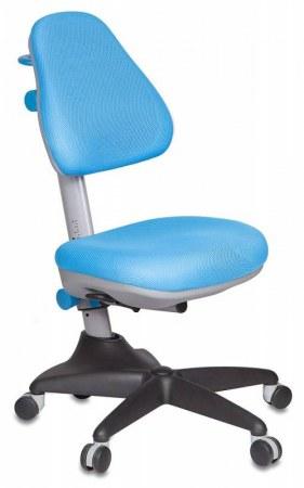 Кресло Бюрократ KD-2 светло-голубой
