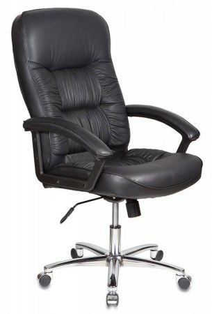 Кресло Бюрократ T-9908AXSN-AB (T-9908AXSN-AB) черный