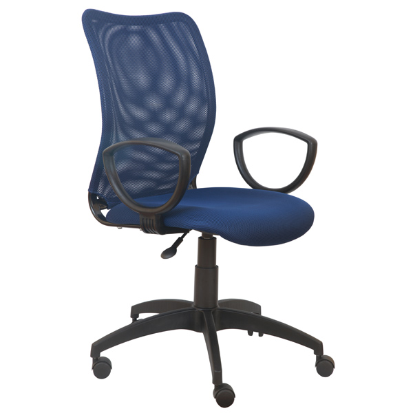 Кресло компьютерное Бюрократ CH-599/DB/TW-10N