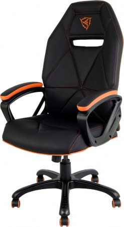 Кресло ThunderX3 TGC10-BO оранжево-черный