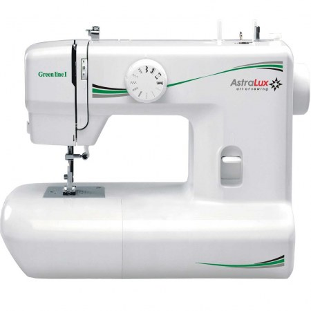 Швейная машинка Astralux Green Line I белый