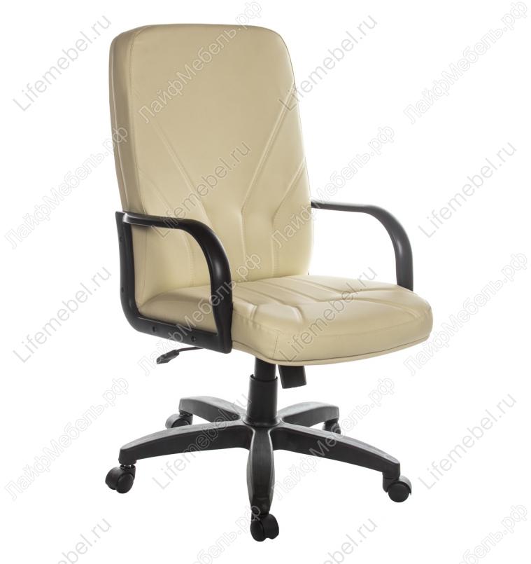 Компьютерное кресло Менеджер Стандарт бежевое