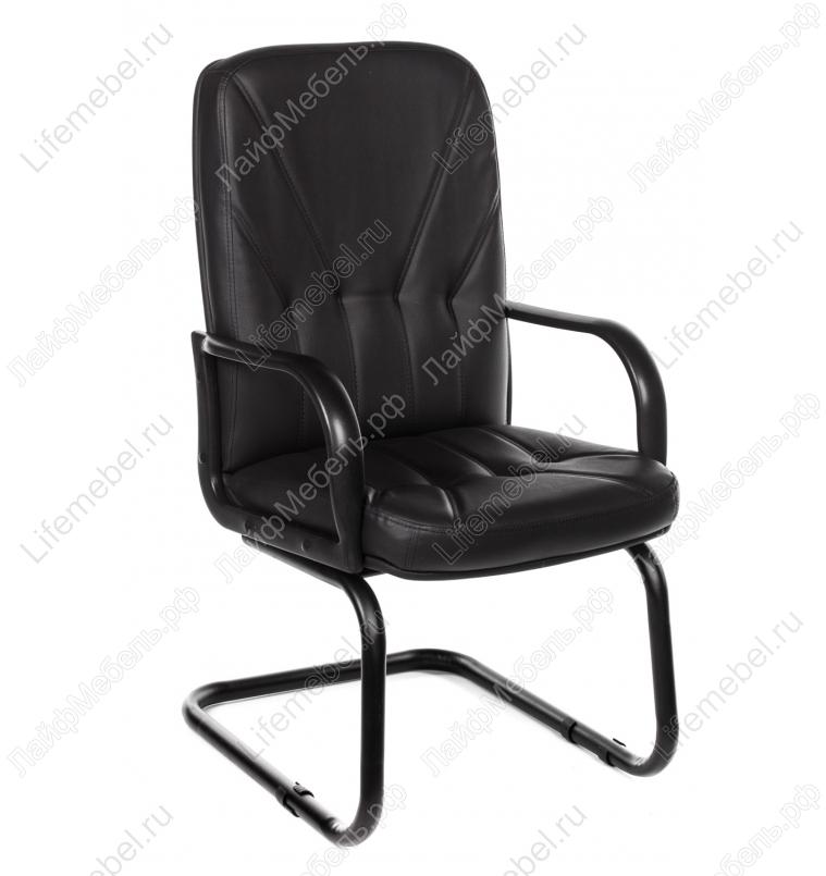 Компьютерное кресло Менеджер Стандарт конференц черное