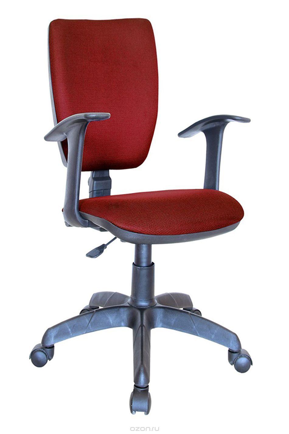 Компьютерное кресло Нота Т, ткань, бордо