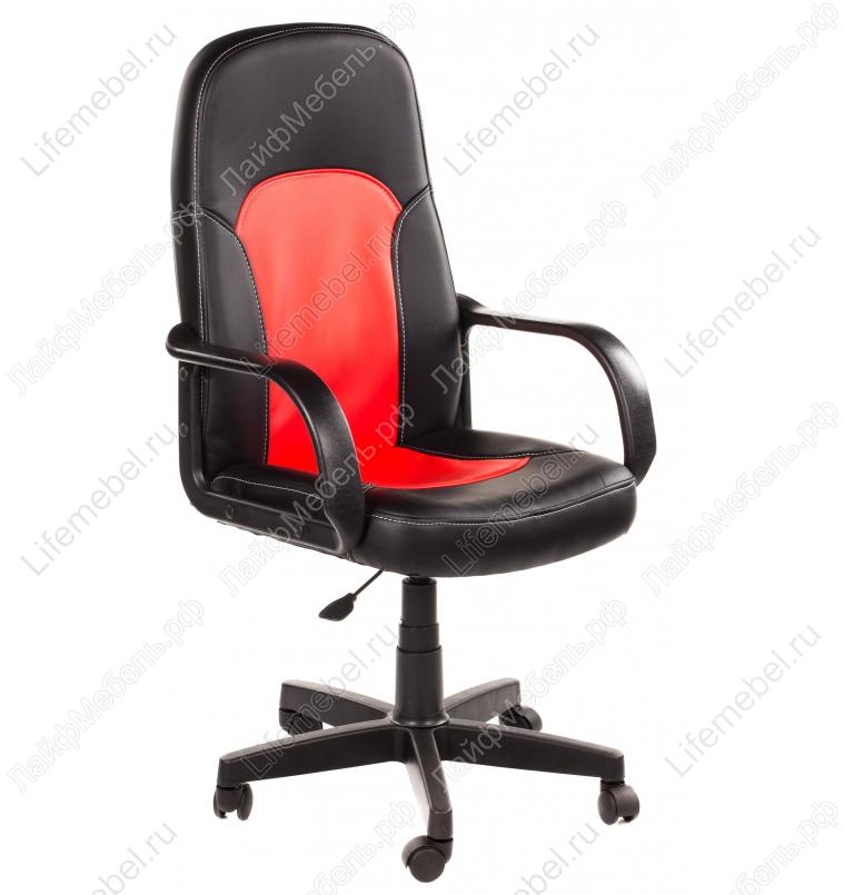 Компьютерное кресло «Парма» (Parma) черное / красное