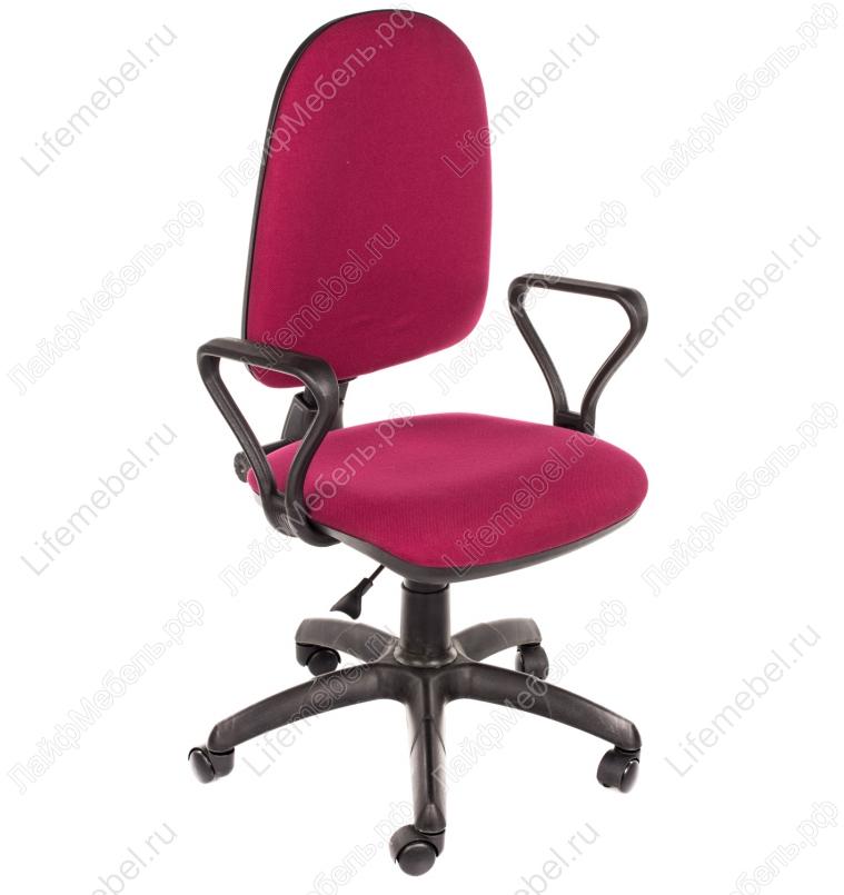 Компьютерное кресло Престиж бордо