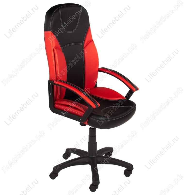 Компьютерное кресло «Твистер» (Twister) черное / красное