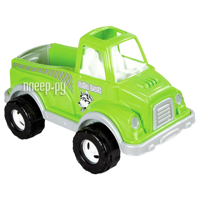 Pilsan Delta Truck Green 06-506