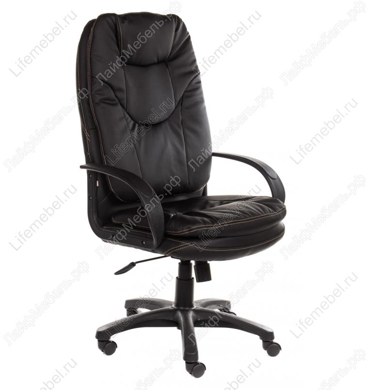 Компьютерное кресло «Комфорт СТ» (Comfort ST) черный