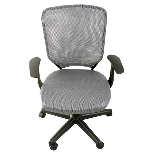 Кресло компьютерное College H-8828F Grey