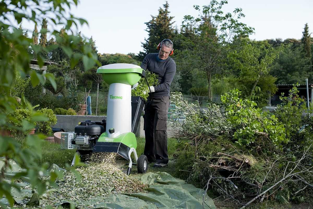 7 садовых измельчителей: как выбрать, характеристики, плюсы и минусы