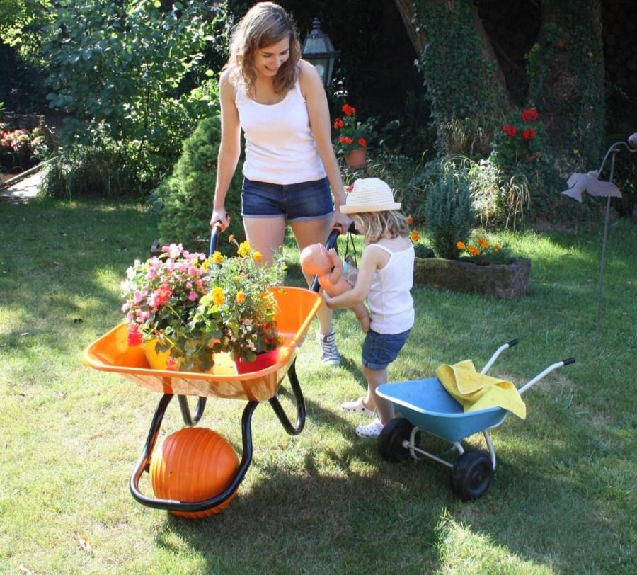 6 лучших садовых тачек