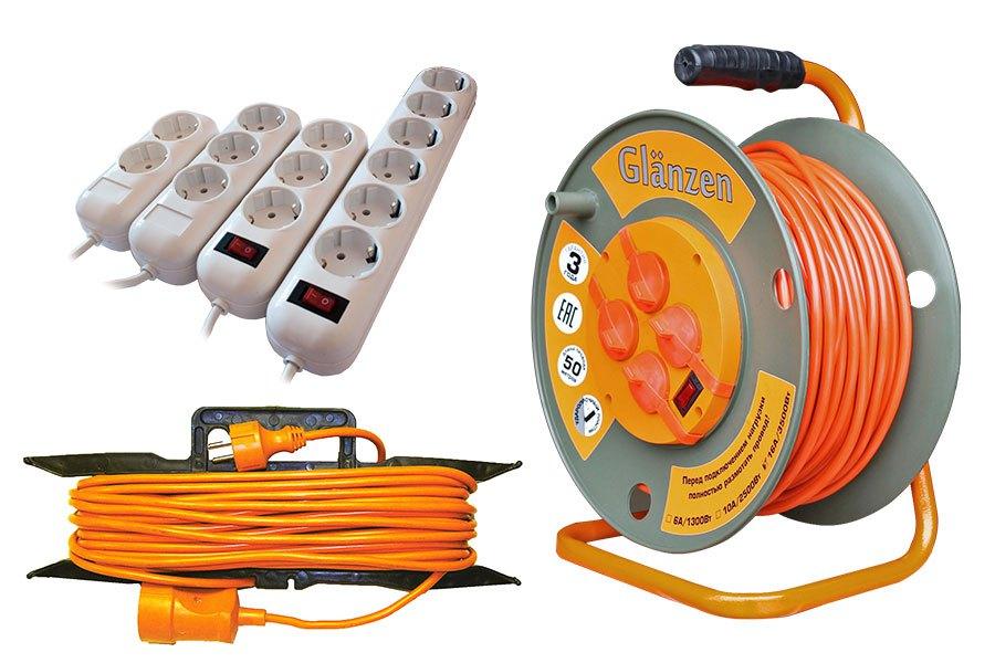 6 лучших электрических удлинителей