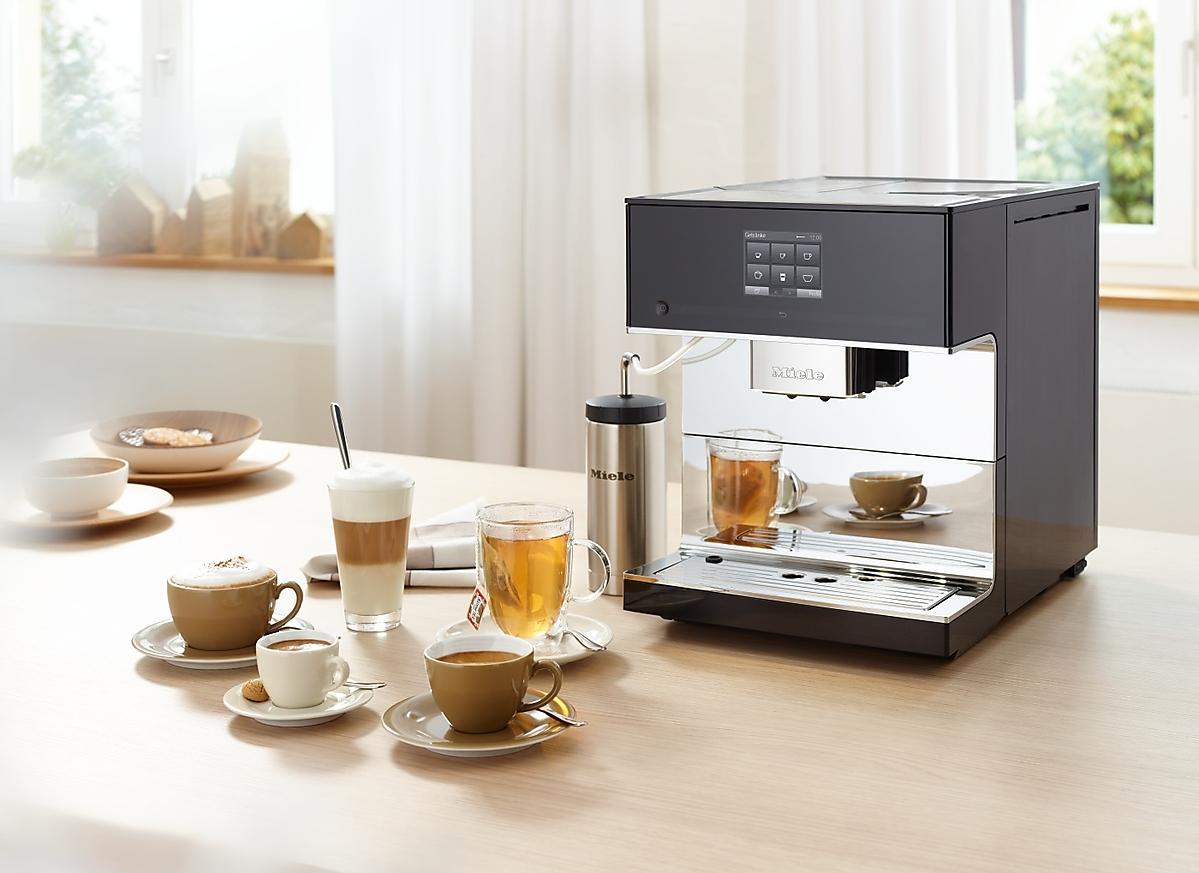 6 лучших кофемашин для дома