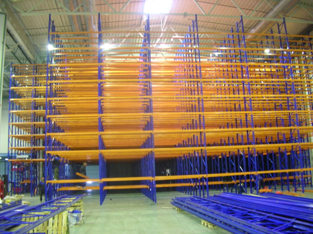 6 лучших складских стеллажей