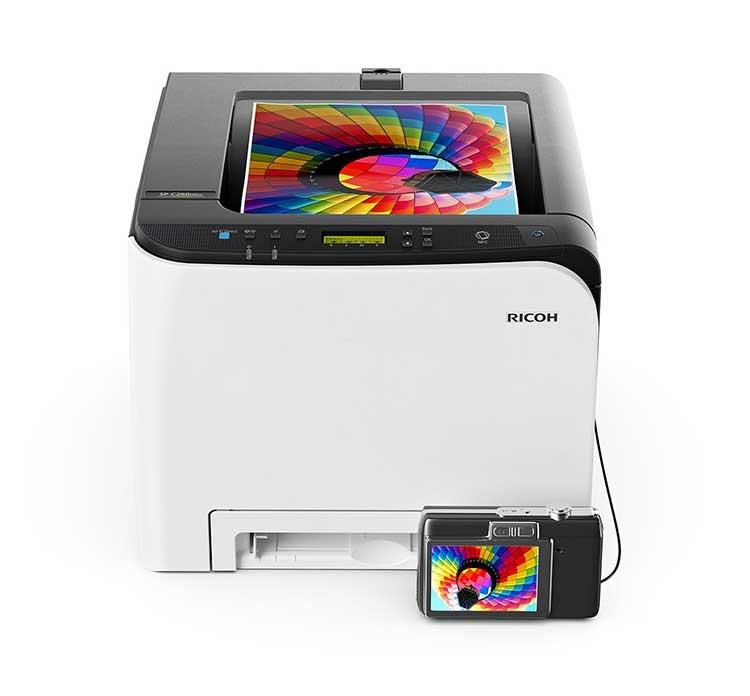 5 лучших цветных лазерных принтеров