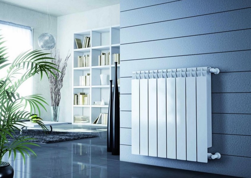 6 лучших алюминиевых радиаторов