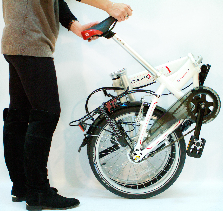 7 лучших складных велосипедов