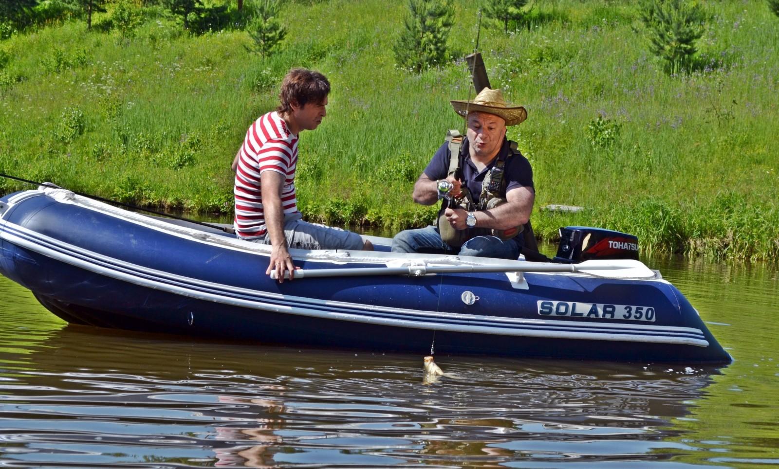7 лучших лодок для рыбалки